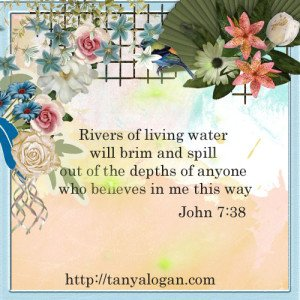 tanya logan rivers of living water